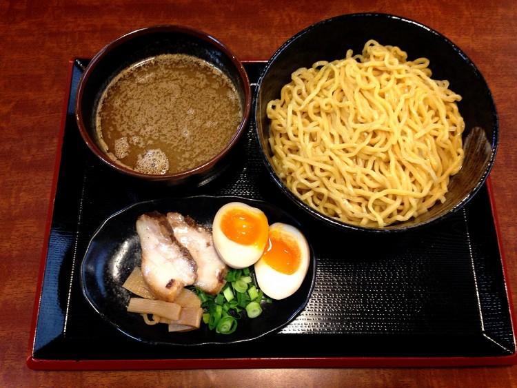 ラーメン屋「甚兵衛」つけ麺