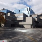 大阪府立中央図書館へのアクセス方法。持ち込みでの自習もOK