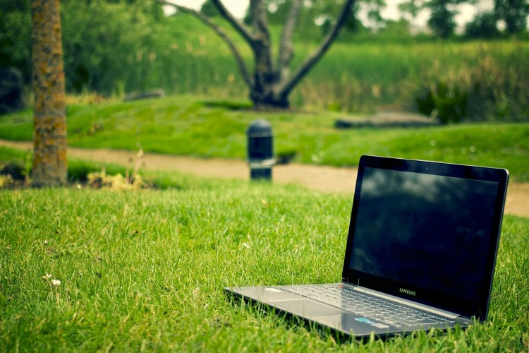 WiMAX(ワイマックス)と公園