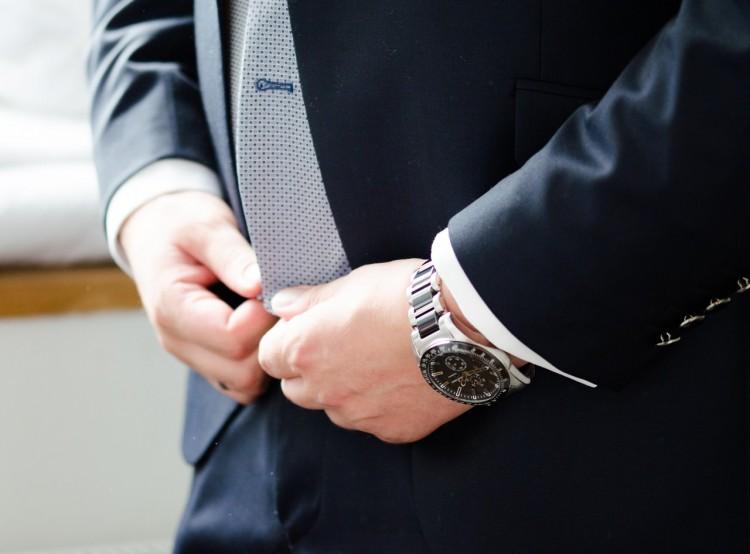 男性の腕時計選びのポイント
