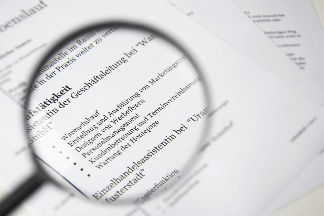 30代の転職者の書類は何を見られるのか?