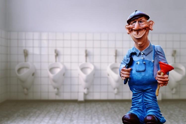 トイレが汚い会社
