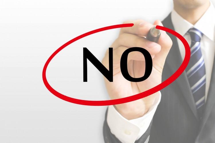 「NO」ということの大切さ