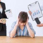 仕事に行くのが怖い原因と3つの解決策を紹介!転職も視野に入れるべし!